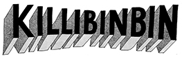 Killibinbin The Shadow Logo