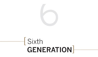 6th Generation Logo